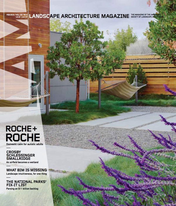 Landscape Architecture Magazine | Feb 2016